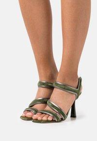 Alberta Ferretti - Sandals - green - 0