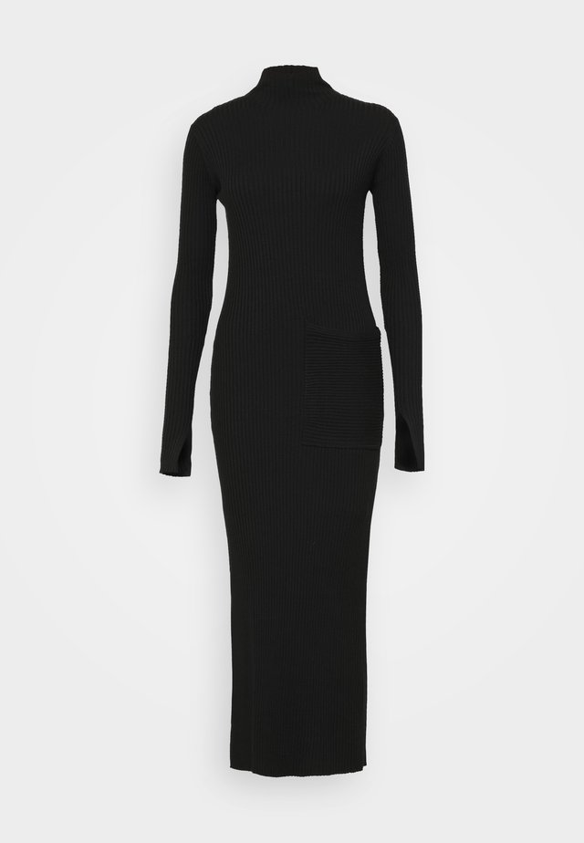 NORITT DRESS - Etuikleid - black