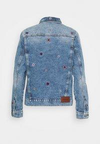 Desigual - JULIETA - Denim jacket - blue - 1