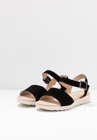 Anna Field - LEATHER - Sandals - black - 4
