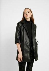 ONLY - ONLSOPHIA COAT - Korte frakker - black - 0