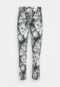 Chi Modu - PAC PATTERN - Tracksuit bottoms - black grey / print photo pattern - 3