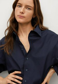 Mango - LUISA A - Button-down blouse - donkermarine - 3