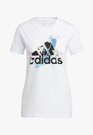 GRAPHIC SHORT SLEEVE T-SHIRT - T-shirts print - white