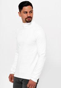 INDICODE JEANS - Sweatshirt - offwhite - 3