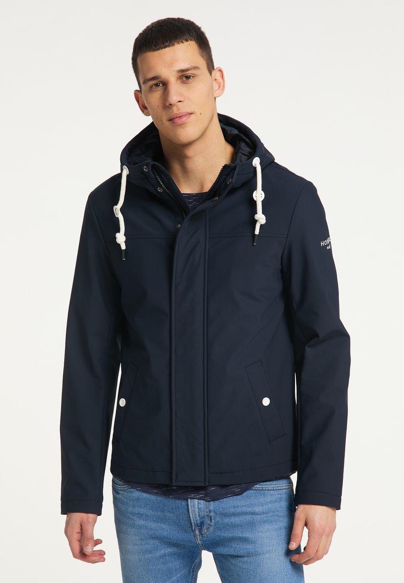 HOMEBASE - HAMBURG - Light jacket - nachtblau