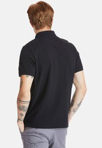 Timberland - MILLERS RIVER - Polo shirt - black - 2