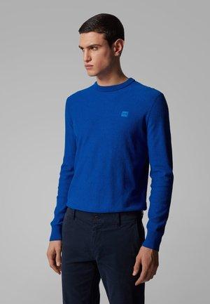 KARSTEN - Pullover - blue
