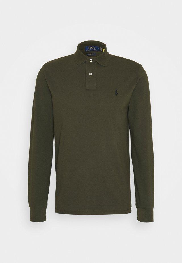 BASIC - Poloshirt - olive