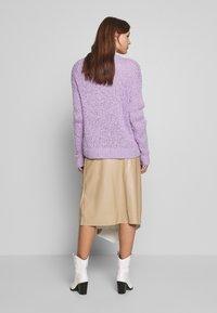 Gestuz - EVIE SKIRT - A-line skirt - safari - 2