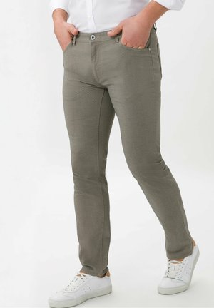 STYLE CHUCK C - Trousers - beige