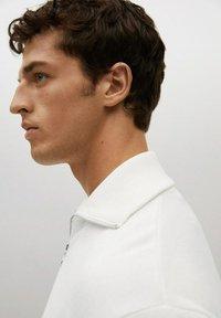 Mango - AZULEJOP - Polo shirt - ivoire - 5