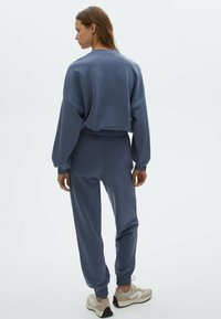Massimo Dutti - Pantalon de survêtement - dark blue - 2