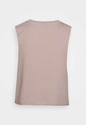 FRENCH TERRY TANK - Top - light pink