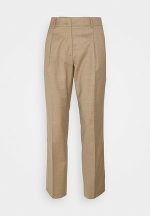 DOVER - Trousers - camel