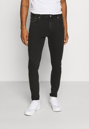 CONE - Jeansy Slim Fit - tuned black