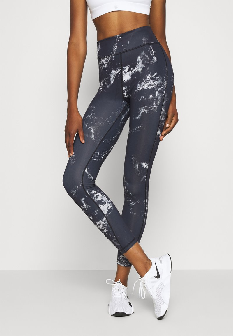 Even&Odd active - Leggings - black