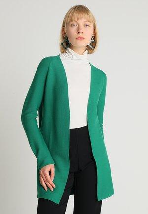 Cardigan - brilliant green