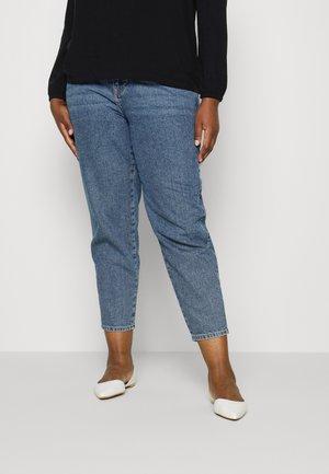 CARROY LIFE CARROT - Jeans a sigaretta - medium blue denim