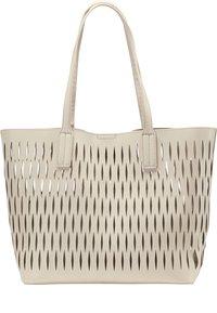 usha - SHOPPER - Tote bag - hellgrau - 0