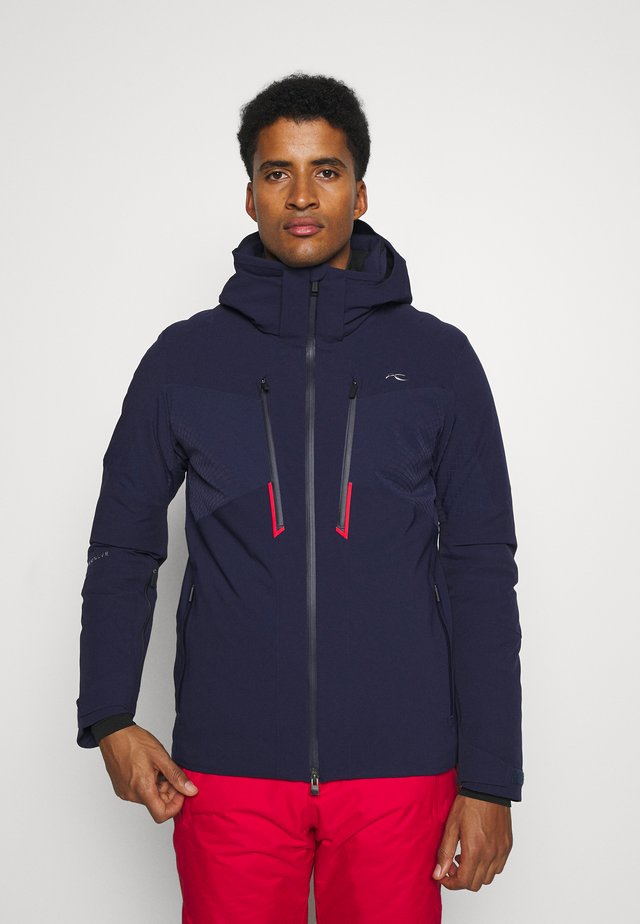 MEN EVOLVE JACKET - Veste de ski - atlanta blue
