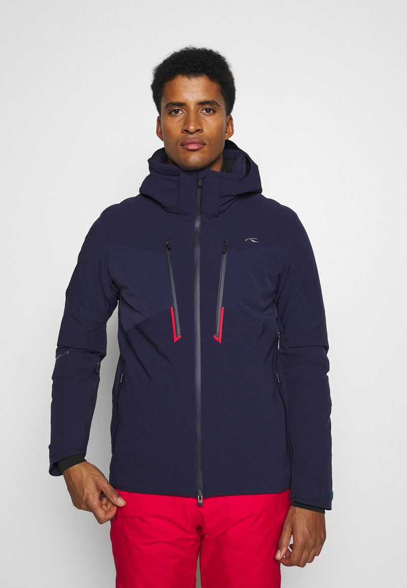 Kjus - MEN EVOLVE JACKET - Veste de ski - atlanta blue