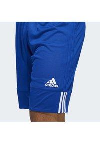 adidas Performance - SPEED REVERSIBLE SHORTS - Sports shorts - blue - 3