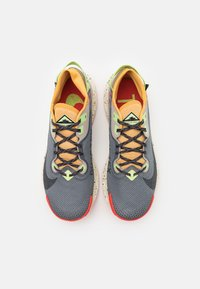 Nike Performance - PEGASUS TRAIL 2 GTX - Trail running shoes - smoke grey/black/bucktan/college grey - 3