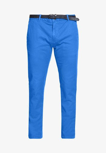 MOTT CLASSIC GARMENT DYED - Chino kalhoty - wave blue