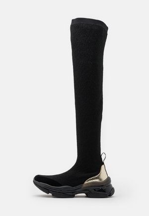 STIVALE  - Over-the-knee boots - nero