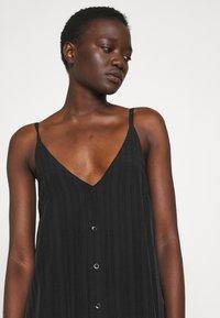 Holzweiler - SVINTEN DRESS - Robe d'été - black - 5