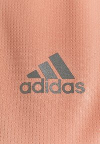 adidas Performance - OWN THE RUN TEE - T-shirts med print - ambient blush - 2