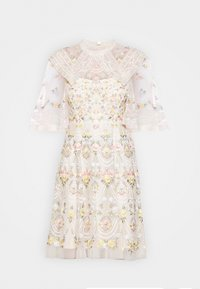 Needle & Thread - REVERIE ROSE MINI DRESS - Cocktail dress / Party dress - champagne - 5