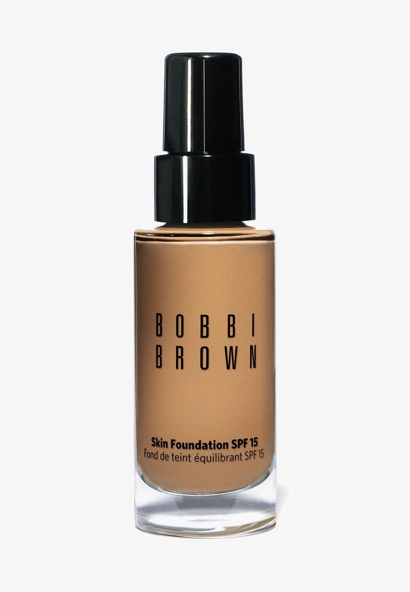 Bobbi Brown - SKIN FOUNDATION SPF15 - Foundation - w-064 honey