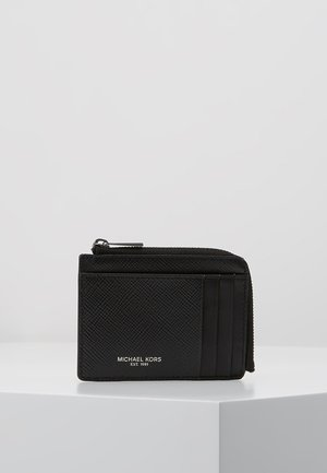 HARRISON L ZIP AROUND  - Wallet - black