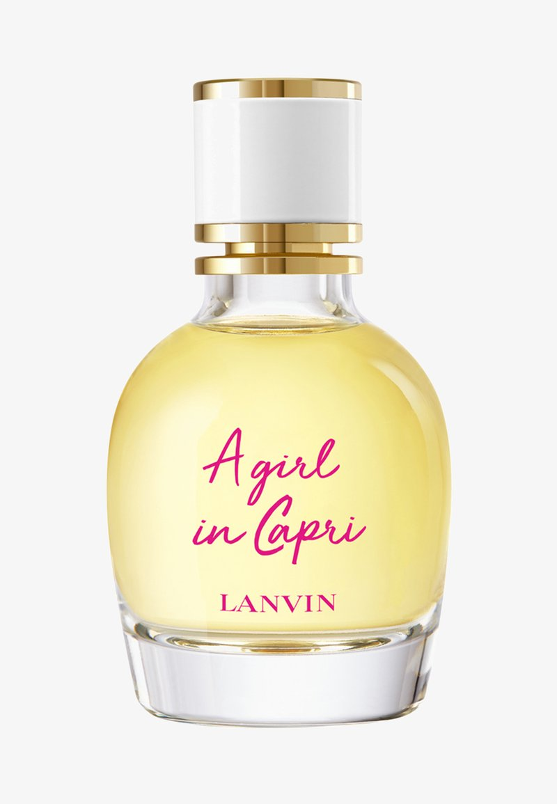 Lanvin Fragrances - A GIRL IN CAPRI EAU DE TOILETTE - Eau de Toilette - -