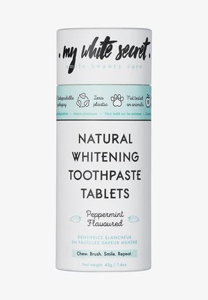 TOOTHPASTE TABLETS - Soin dentaire - -