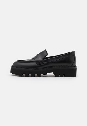 RITA LOAFER - Slip-ons - nero