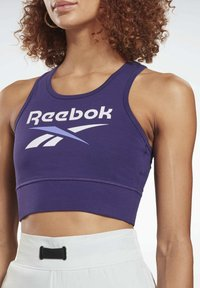 Reebok - REEBOK IDENTITY SPORTS BRA - Sports bra - purple - 3