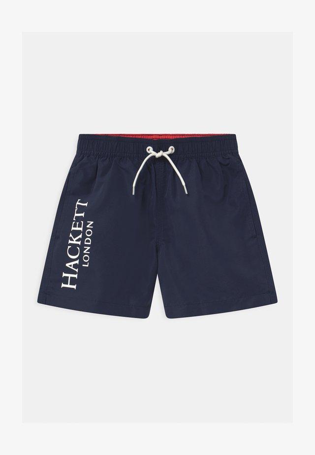 LOGO VOLLEY - Swimming shorts - navy