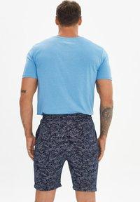 Trendyol - Shorts - navy blue - 2
