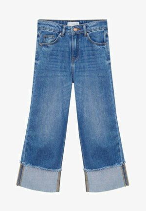 BETTY - Jeans Bootcut - medium blue