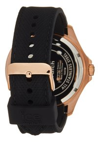 Ice Watch - Watch - black/rosègold-coloured - 1