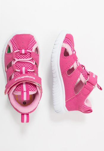 KI-ROCK LITE - Sandals - daisy pink/fuchsia pink