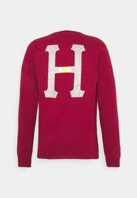 HUF - MONOGRAM CLASSIC  - Långärmad tröja - brick - 1