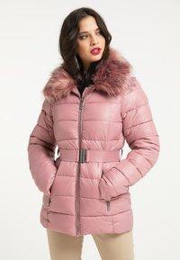 faina - Winter jacket - altrosa - 0