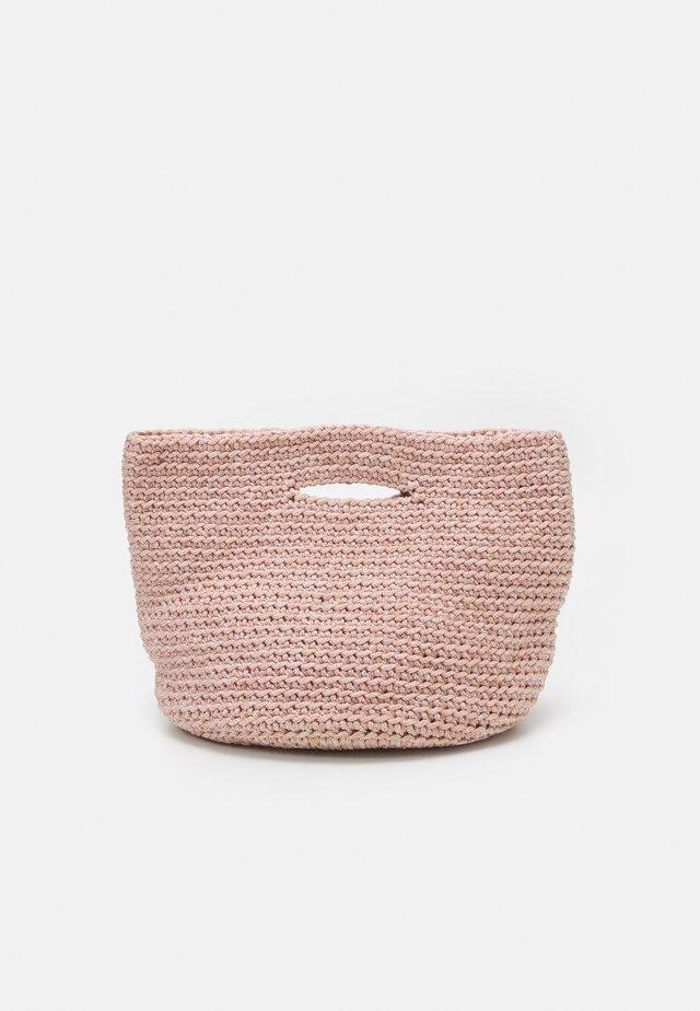 NIRVANA BAG - Käsilaukku - copper