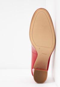 Högl - Classic heels - rot - 6