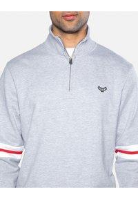 Threadbare - RALF - Sweatshirt - grey marl - 3