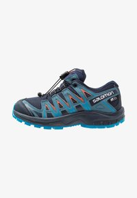 Salomon - XA PRO 3D CSWP - Hiking shoes - navy blazer/mallard blue/hawaiian surf - 1